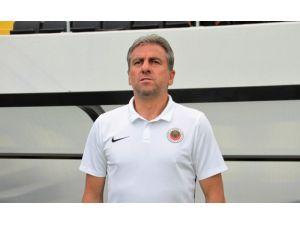"""Hamza Hamzaoğlu: """"Bu Akşam İyi Bir Oyun Oynadığımızı Düşünüyorum"""""""