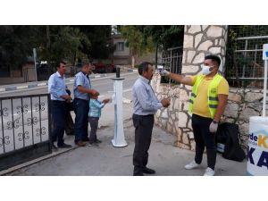 Kaş Belediyesi'nden düğünlerde Koronavirüs önlemi