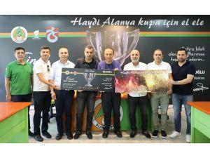 Alanyaspor Kupa Finali İçin 'Hatıra Bilet' Kampanyası Başlattı