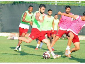 Lider Hatayspor, Adanaspor Maçının Hazırlıklarını Tamamladı