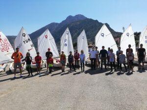 İl Müdürü Gevrek'ten Eğirdirli Yelkencilere Malzeme Sözü
