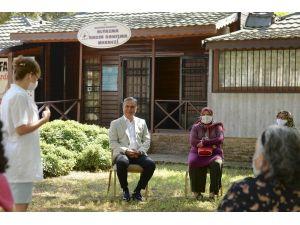 """Muratpaşa'dan evde kalanlar için """"Sağlıklı Beslenme Okulu'"""