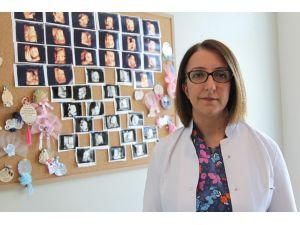 """Op. Dr. Kamer: """"Gebelikte Şeker Olursa Bebek İri Olarak Doğabilir"""""""