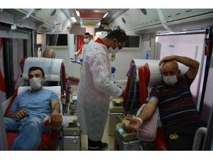 5 Günde 437 ünite kan bağışı