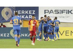 Süper Lig: Mke Ankaragücü: 1 - Galatasaray: 0 (Maç Sonucu)