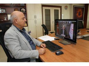 Mtso Başkanı Kızıltan, Bakan Varank'a Mersin Sanayicisinin Taleplerini İletti