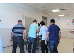 Suriyeli gencin acı ölümü