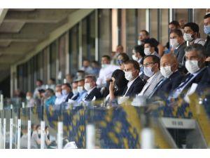 Adana Demirspor - Fatih Karagümrük Maçında Protokol Tribününe Yoğun İlgi