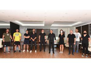 Muratpaşa Belediyespor'a Sponsor Desteği