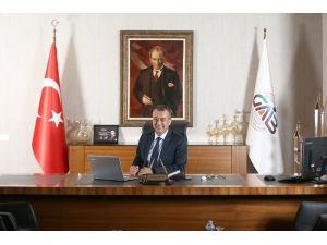 Gaziantep'ten Tüm Zamanların En Yüksek Aylık İhracatı