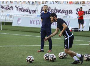 """Ankara Keçiörengücü, Yeni Sezona """"Merhaba"""" Dedi"""