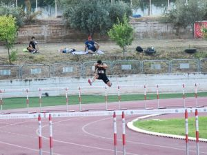 Büyükler Olimpik Deneme Yarışları Ve U18 Ferdi Bölgesel Atletizm Şampiyonası Sona Erdi