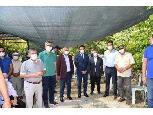 Antalya Vali Yardımcısı Sezgin'in acı günü