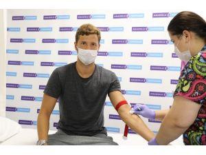 Alanyaspor'da Sağlık Kontrolü Başladı