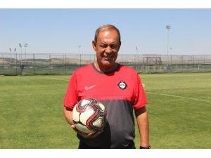 """İldiz: """"Altay'ın Süper Lig'e Dönme Zamanı Geldi"""""""
