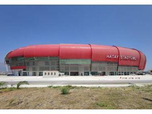 """Hatay Valisi Rahmi Doğan: """"Hatayspor'un Maçlarını Yeni Stadında Oynaması İçin Çalışıyoruz"""""""