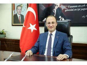 """Başkan Örki, """"Ak Parti, Kurulduğu Günden Bu Yana Umudun Ve Başarının Adı Olmuştur"""""""