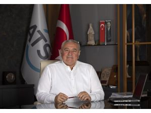 ATSO Başkanı Çetin'den sanayicilere ikinci 500 tebriği