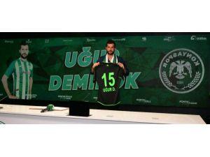 Konyaspor, Uğur Demirok İle 2+1 Yıllık Sözleşme İmzaladı