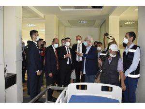 Cumhurbaşkanı Erdoğan, Lübnan'daki Türk Hastanesinin Açılması İçin Talimat Verdi