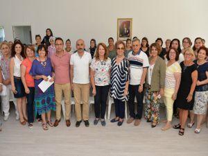 Zeytinköy Kadın Emeği Eğitim Merkezi Projesi Tamamlandı