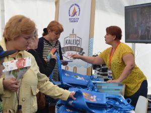 Kaleiçi Festivali Heyecanı Rusya'dan Başladı