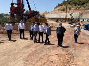 500 milyon TL bütçeli Kemer - Finike bölünmüş yolu 2022'de hizmete girecek