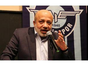 Adana Demirspor'da Olağanüstü Kongre Başladı
