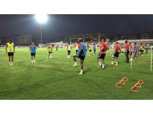 Hatayspor, Fenerbahçe Maçı Hazırlıklarını Sürdürüyor