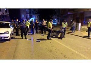 Polisten Kaçışı Kelepçeyle Son Buldu