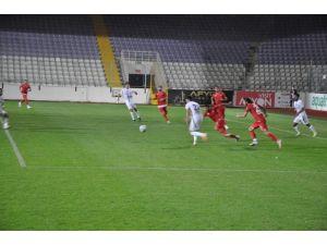 Tff 2. Lig: Afyonspor: 1 - Gümüşhanespor: 0