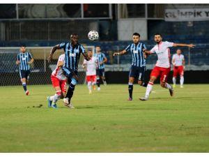 Tff 1. Lig: Adana Demirspor: 1 - B. Boluspor: 1 (İlk Yarı Sonucu)