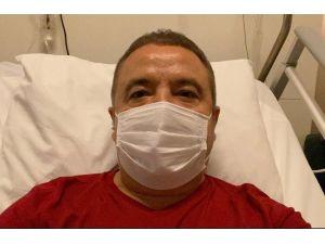 Başkan Böcek'in klinik seyri stabil