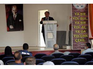 Beyşehir'de Evde İzole Edilen Kişiler Daha Sıkı Denetlenecek
