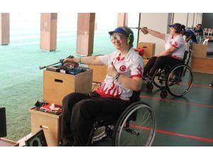 Paralimpik Atıcılık Türk Ve Ukrayna Milli Takımlarının Ortak Kampları Başladı