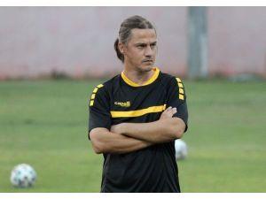 Yunus Murat Ceylan, Adanaspor'la İlk Antrenmanına Çıktı