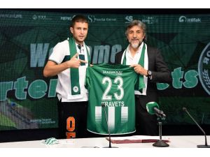 Konyaspor'da 3 İmza Birden