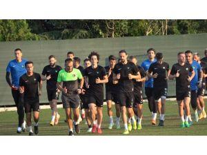 Y. Denizlispor, Antalyaspor Hazırlıklarını Sürdürüyor