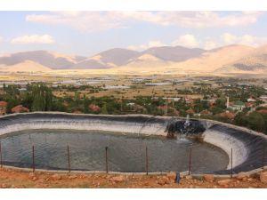 Kapalı devre sulama sistemi, yıllar önce mahalleyi terk eden 25 aileyi geri döndürdü