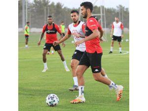 Antalyaspor'da Hedef 3 Puan