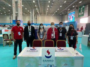 Sanko Üniversitesi Finale Kalan Projeleriyle Teknofest 2020'de