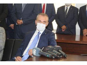 """Ak Parti'li Kandemir: """"Teşkilatlarımızda Yüzde 65 Değişim Sağladık"""""""
