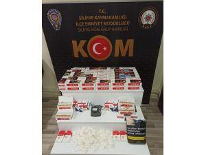 Silifke'de Uyuşturucu Ve Kaçakçılık Operasyonları: 11 Gözaltı