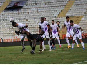 Tff 1. Lig: Adanaspor: 0 - Ankara Keçiörengücü: 0 (İlk Yarı Sonucu)