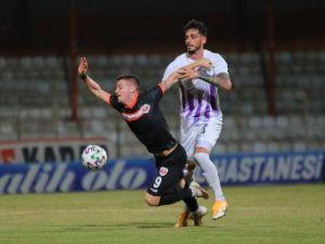 Tff 1. Lig: Adanaspor: 0 - Ankara Keçiörengücü: 0