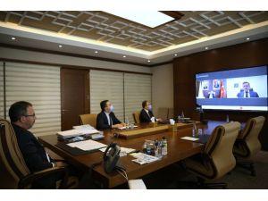 Bakan Kasapoğlu, Wada Başkanı Banka İle Görüştü