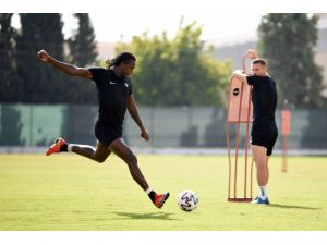 Denizlispor, Antalyaspor Maçı Hazırlıklarına Sabah İdmanı İle Devam Etti