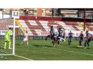 Süper Lig: Hatayspor: 0 - Kasımpaşa: 0 (İlk Yarı)