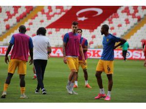 Mke Ankaragücü'nde Erdi Dikmen İlk Kez Süper Lig'de Forma Giydi