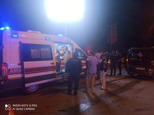 Başkent'te Kırmızı Işıkta Geçen Otomobil Kaza Yaptı: 3 Yaralı